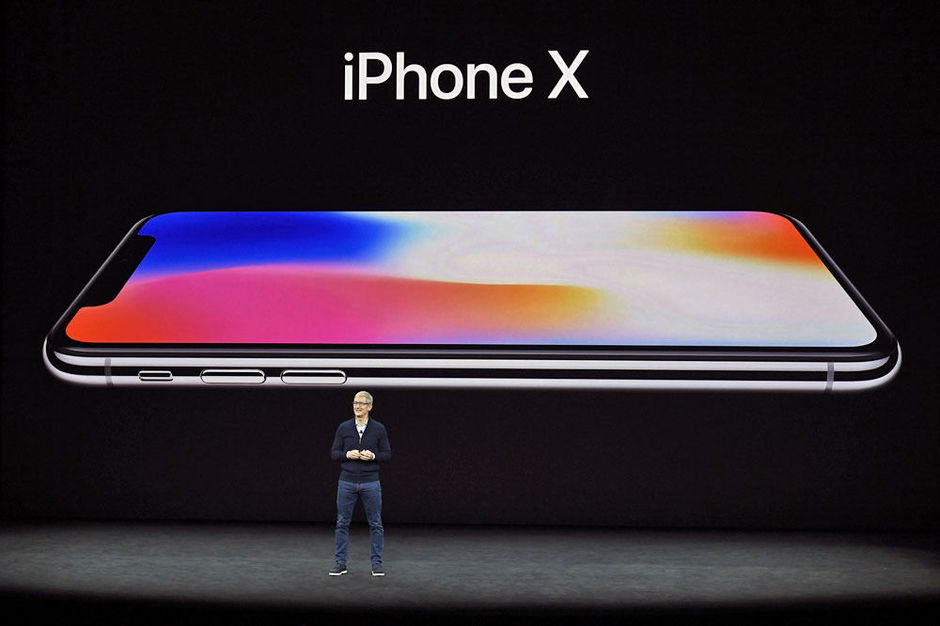 Les ventes d'iPhone déçoivent, mais le X cartonne