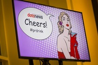 En images: le Data News PR Drink 2017
