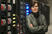 Cecile Gonfroid, CIO of the Year 2013., DN