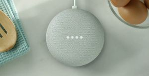 Google supprime le bouton tactile du Home Mini