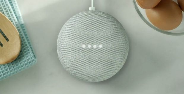 Le Google Home Mini
