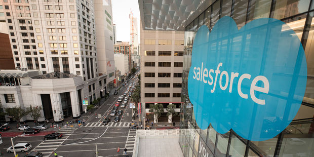 Salesforce et Google vont intégrer Marketing Cloud avec Google Analytics