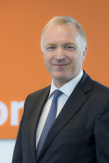 Gabriel Flichy, Chief Network Officer d'Orange
