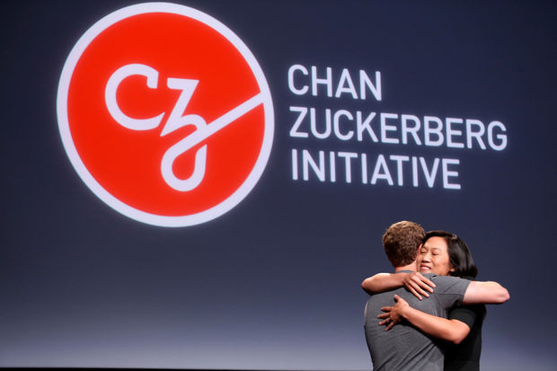 Zuckerberg revend des actions dans un but charitable