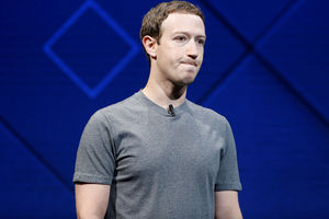 Facebook a effacé les 'chats' de Mark Zuckerberg