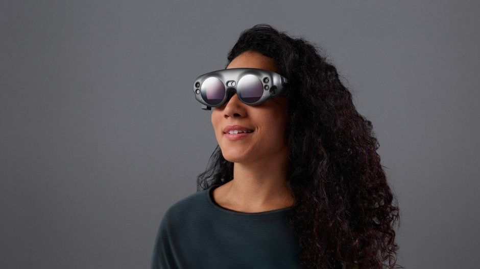Magic Leap lance son casque AR