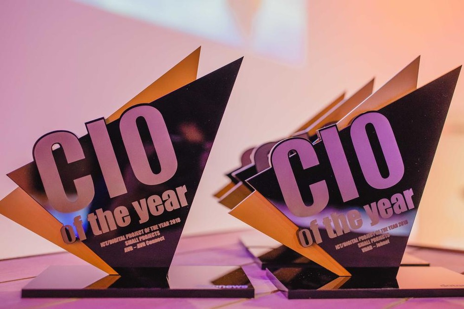 En images: CIO of the Year 2018