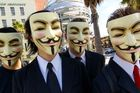 Anonymous paralyse le site web de la CIA