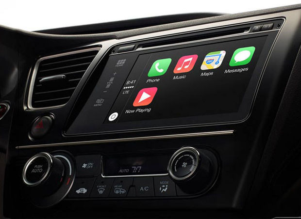 Apple propose un iOS pour la voiture: CarPlay