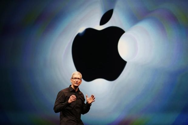 Combien Tim Cook gagne-t-il?