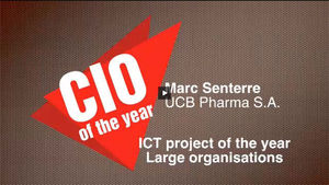 ICT Project of the Year: UCB