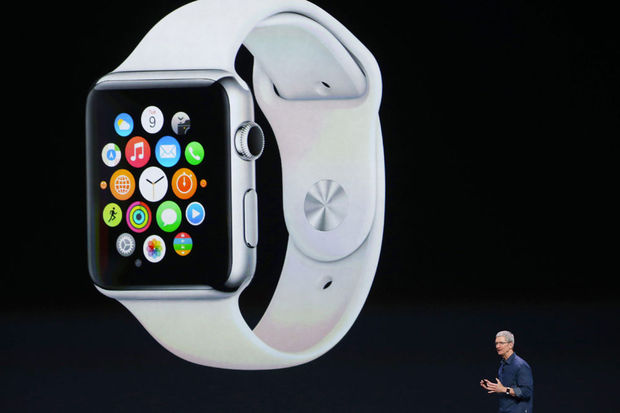 L'Apple Watch en vente à partir d'avril