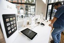 SAP, grand amateur de l'iPad