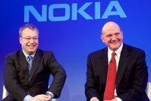 Ballmer confirme Stephen Elop comme candidat CEO