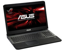 Un pc portable de jeu : Asus Republic Of Gamers G75