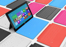 Microsoft lance sa propre tablette 'Surface'