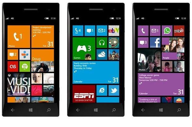 Windows Phone gratuit pour certains fabricants