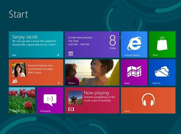 Windows 8 sortira fin octobre