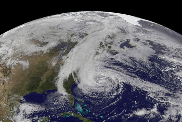 L'ouragan Sandy paralyse d'importants sites web