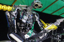 VIDEO: des robots revisitent un classique du 'heavy metal'