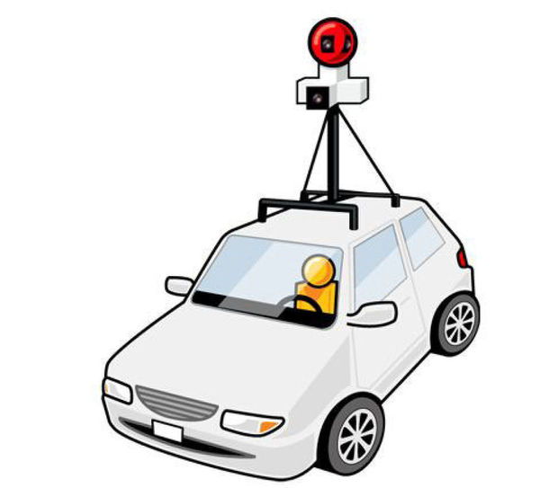 Google règle l'incident Street View
