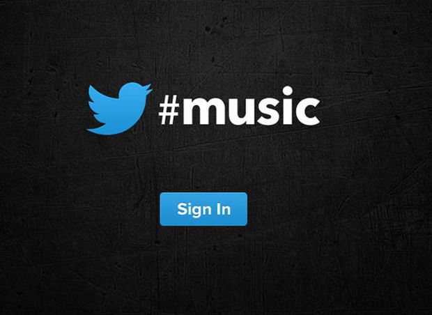 Twitter lance une application musicale