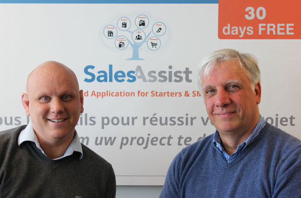 SalesAssist, un mini-ERP dans le cloud