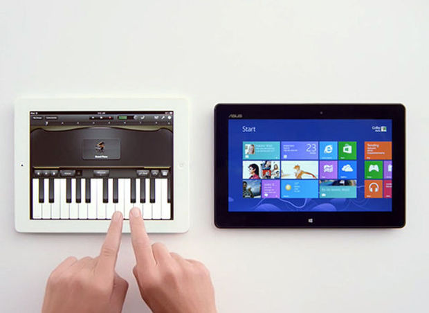 VIDEO: Microsoft ridiculise Apple