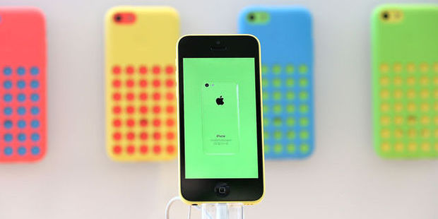 'Apple met un terme à l'iPhone 5C'