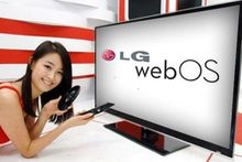 LG ressuscite webOS