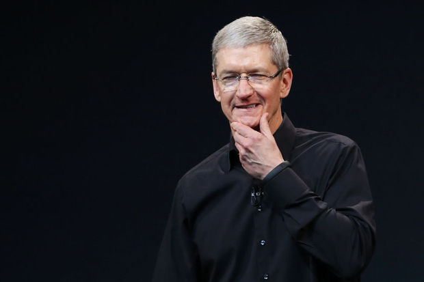 Le directeur d'Apple, Tim Cook, qualifie Android de sans valeur