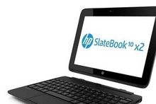 Test du Slatebook X2 de HP