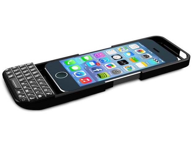 BlackBerry interdit la vente du clavier pour l'iPhone