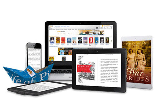 Amazon lance un genre de Spotify pour les e-livres: Kindle Unlimited