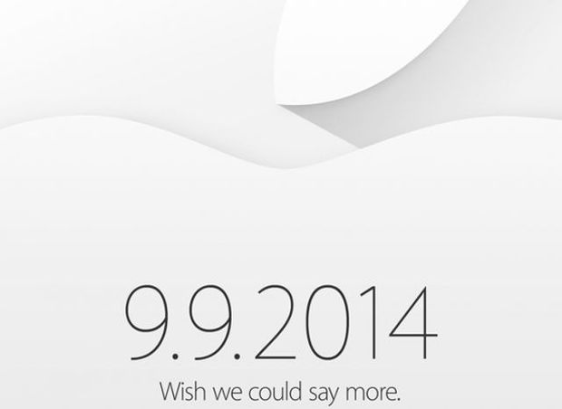 Apple confirme l'événement du 9 septembre