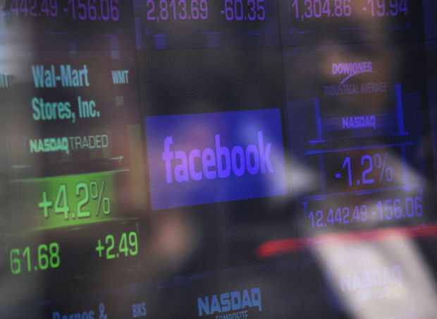 Facebook vaut plus de 200 milliards de dollars en Bourse
