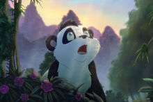 Le film d'animation Little Big Panda bientôt en 3D