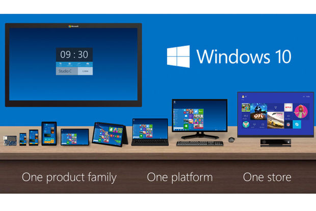 Windows 10 disponible plus tard pour les smartphones