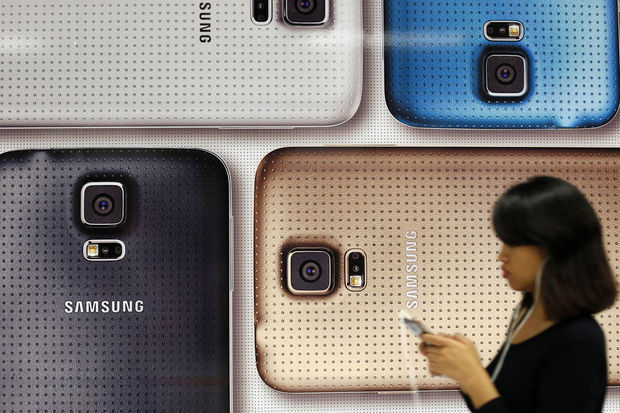 BlackBerry et Samsung s'unissent contre l' iPhone professionnel