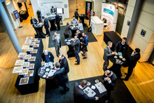 En images: les photos du Business Forum Big Data