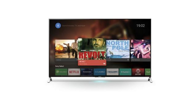 Les Sony Bravia misent sur Android TV