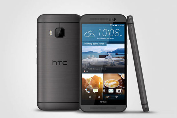 HTC exhibe son top-téléphone One M9