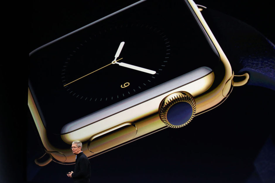 L'Apple Watch sortira le 24 avril, mais pas encore en Belgique