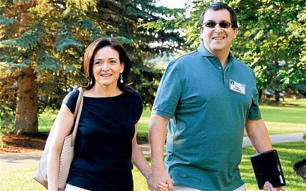 La Silicon Valley en deuil de Dave Goldberg