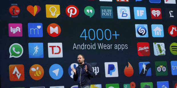 Android Wear, Reuters