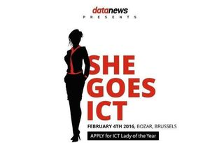 Devenez notre Young ICT Lady of the Year!
