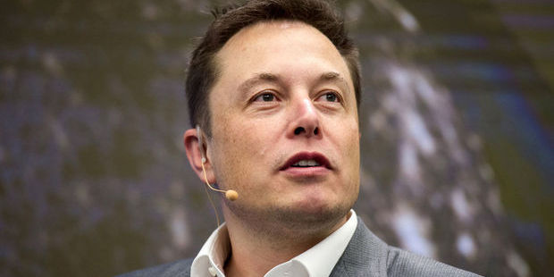 Elon Musk travaille au master plan secret de Tesla