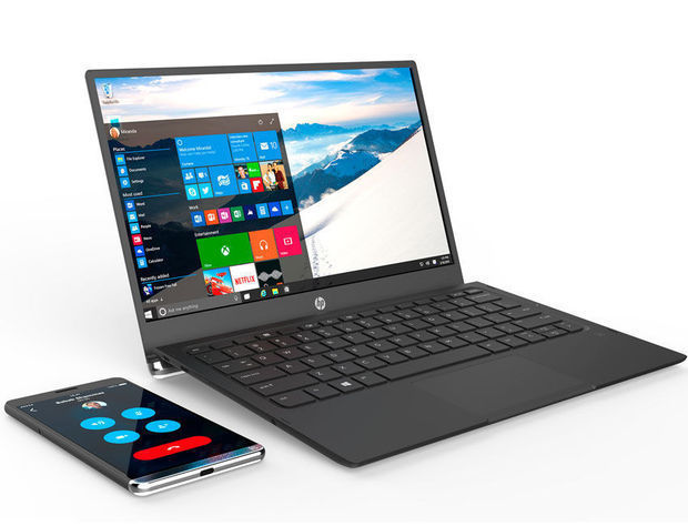 HP Elite x3 et le Mobile Extender.