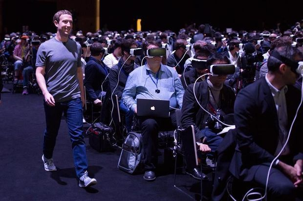 Facebook rachète l'entreprise audio VR Two Big Ears