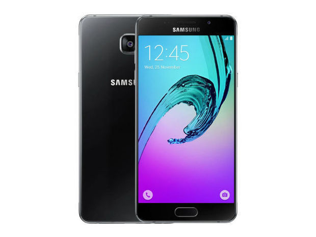 Test: le smartphone Android Samsung Galaxy A5 (2016)